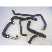 COOLANT HOSE OEM N. 19504KY1003 19506MFND00 19501MFND00 SPARE PART USED MOTO HONDA CB1000RA SC60  (2008-2015) DISPLACEMENT CC. 1000  YEAR OF CONSTRUCTION 2009