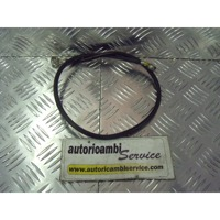 SINGLE CALIPER FRONT BRAKE HOSE  OEM N. 43095-0101 SPARE PART USED MOTO KAWASAKI Z 1000 (2003 - 2006)  DISPLACEMENT CC. 1000  YEAR OF CONSTRUCTION 2005