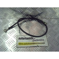 SINGLE CALIPER FRONT BRAKE HOSE  OEM N. 43095-1338 SPARE PART USED MOTO KAWASAKI Z 1000 (2003 - 2006)  DISPLACEMENT CC. 1000  YEAR OF CONSTRUCTION 2005