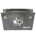 BATTERIA PER MOTO ONE CBTX9-BS BATTERY