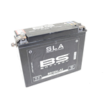 BATTERIA PER MOTO SLA FACTORY ACTIVATED BS BATTERY BB16AL-A2 12V 16AH BATTERY