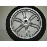 5B2-F5338-00-00 YAMAHA X-CITY 205 (2009-2011) REAR RIM COMPLETE WITH RUBBER 80%